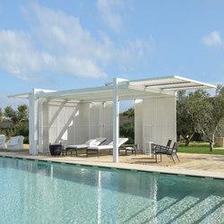 Cap Ferrat | Pavillons de jardin | Unopiù