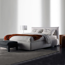 Scott Bed | Double beds | Meridiani