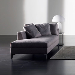 Louis Up Chaise Longue | Recamièren | Meridiani