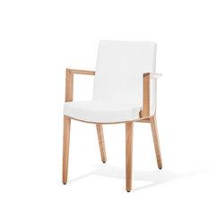 Moritz Armchair | Restaurant chairs | TON