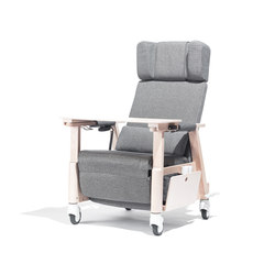Santiago Recliner armchair | Elderly care armchairs | TON