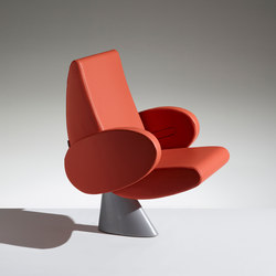 Tulip Single Armchair | Auditorium seating | Lamm