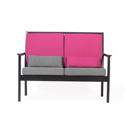 Santiago Double armchair | Elderly care sofas | TON