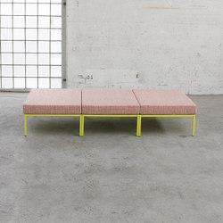 grazia | Waiting area benches | Isabel Bürgin