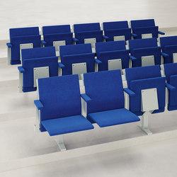 E4000 | Hörsaal-Sitzsysteme | Lamm