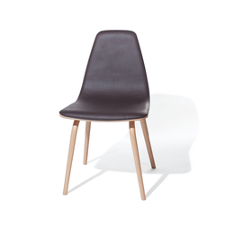 Tram Chair upholstered | Restaurant chairs | TON