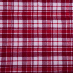 Bergen Checks red | Fabrics | Steiner