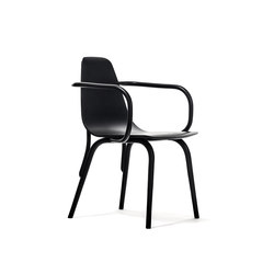 Tram Armchair | Restaurant chairs | TON