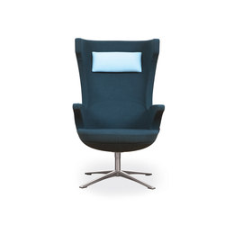 i-SIT armchair | Lounge chairs | Magnus Olesen
