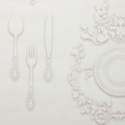 I Giardini delle meraviglie Ceramica | Revestimientos de paredes / papeles pintados | Giardini
