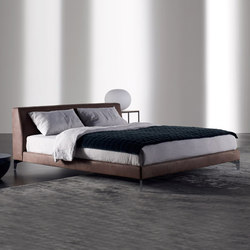 Louis Up Bed | Double beds | Meridiani