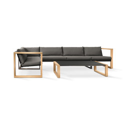 Cima Lounge Modular Lounge | Garden sofas | FueraDentro