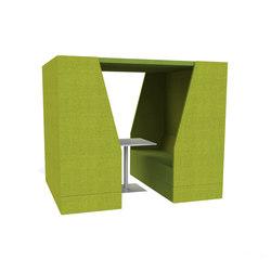 Bricks Pavilion | Lounge sièges de travail | Palau