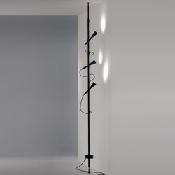 Colibri standing lamp | General lighting | martinelli luce
