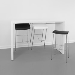 Meeting Bar | Tables mange-debout | Magnus Olesen