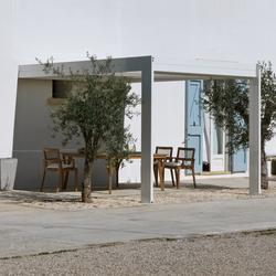 Shelter Pergola | Pergolas | Unopiù