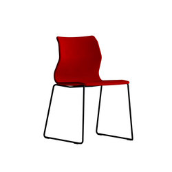 Ral | Visitors chairs / Side chairs | Mitab