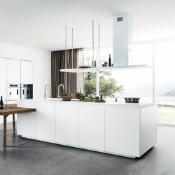 Cloe | Composition 2 | Fitted kitchens | Cesar Arredamenti