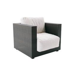 Sunlace Armchair | Garden armchairs | Unopiù
