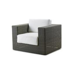 Sunstripe Armchair | Garden armchairs | Unopiù