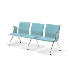 Tonica Easy bench | Waiting area benches | Magnus Olesen