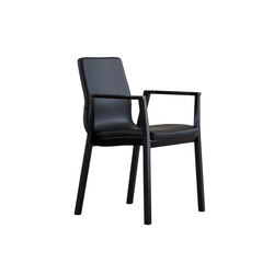 Tonica Wood chair | Sedie visitatori | Magnus Olesen