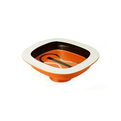 Symbolik Bolo Arancio | Bowls | Bitossi Ceramiche