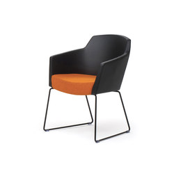 Grip | Visitors chairs / Side chairs | Segis