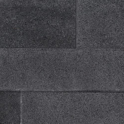 Stockholm svart spaccatella | Wall tiles | Ceramiche Supergres