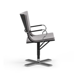Air easy chair | Conference chairs | Materia