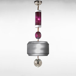Odette Odile Hanging Lamp Composition L | General lighting | ITALAMP