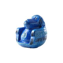 Rimini Blu Figura scimmia | Objects | Bitossi Ceramiche