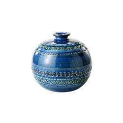 Rimini Blu Vaso a palla | Vases | Bitossi Ceramiche