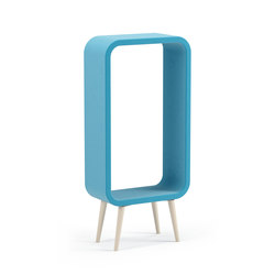 Frame easy chair | Poltrone lounge | Materia