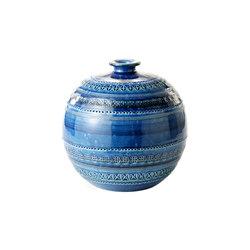 Rimini Blu Vaso a palla | Bowls | Bitossi Ceramiche