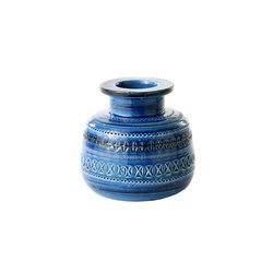 Rimini Blu Vaso | Bowls | Bitossi Ceramiche
