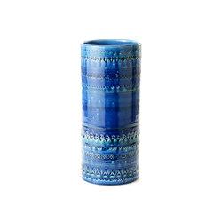 Rimini Blu Vaso cilindrico | Bowls | Bitossi Ceramiche