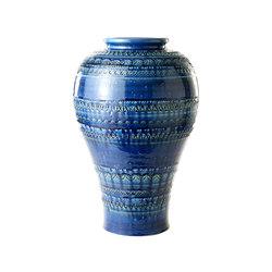 Rimini Blu Vaso | Vases | Bitossi Ceramiche