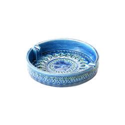 Rimini Blu Posacenere | Ashtrays | Bitossi Ceramiche