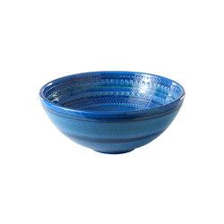 Rimini Blu Bolo | Dinnerware | Bitossi Ceramiche