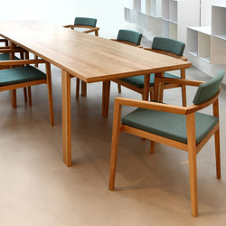 Session meeting table | Dining tables | Magnus Olesen