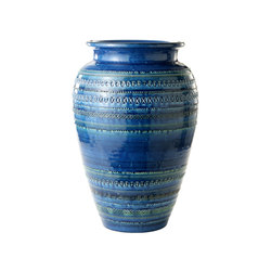 Rimini Blu Portaombrelli | Vases | Bitossi Ceramiche