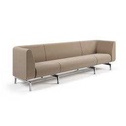 Point sofa | Loungesofas | Materia