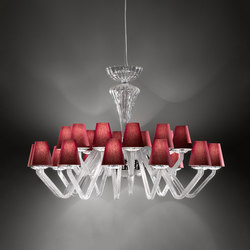 Libellula Hanging Lamp | Ceiling suspended chandeliers | ITALAMP