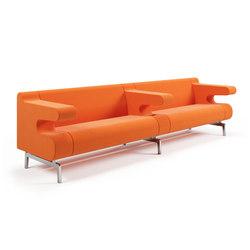 Point sofa | Canapés d'attente | Materia