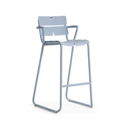 Corail Bar Armchair | Bar stools | Oasiq