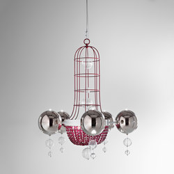 Manoj Hanging Lamp | General lighting | ITALAMP