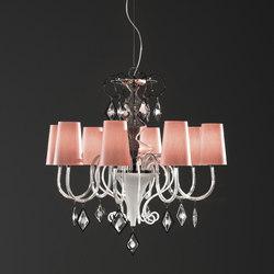 Venus Hanging Lamp | Ceiling suspended chandeliers | ITALAMP