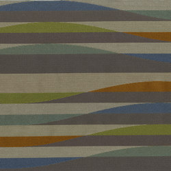 Ebb & Flow 4130 290 Salt Water | Recycled cotton | Anzea Textiles