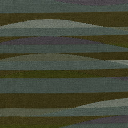 Ebb & Flow 4130 345 Billow Willow | Recycled cotton | Anzea Textiles